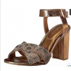 KENETH COLE Reaction Crash Jewel Slingback Sandals
